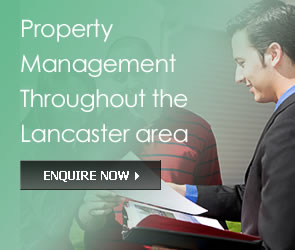 Property Management Throughout the Lancaster area - Enquire Now >>